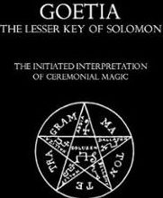Ars Goetia - The Lesser Key of Solomon